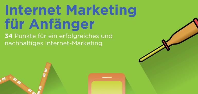 Internet Marketing für Anfänger